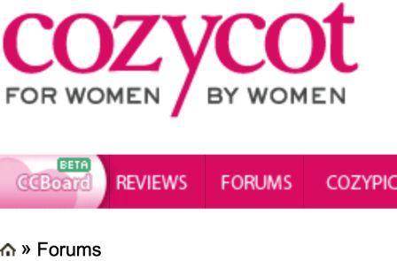 CozCot Forums Patient Testimonial